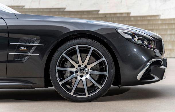 Mercedes-Benz lansează versiunea specială SL Grand Edition: accesorii AMG și suspensie sport pentru roadsterul german - Poza 7