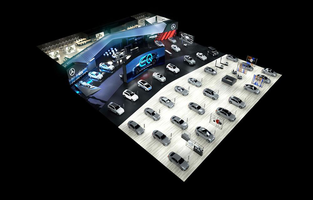 Premierele Mercedes-Benz de la Geneva: noua generație CLA Shooting Brake, SUV-ul GLC facelift și conceptul electric EQV - Poza 1