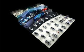 Premierele Mercedes-Benz de la Geneva: noua generație CLA Shooting Brake, SUV-ul GLC facelift și conceptul electric EQV