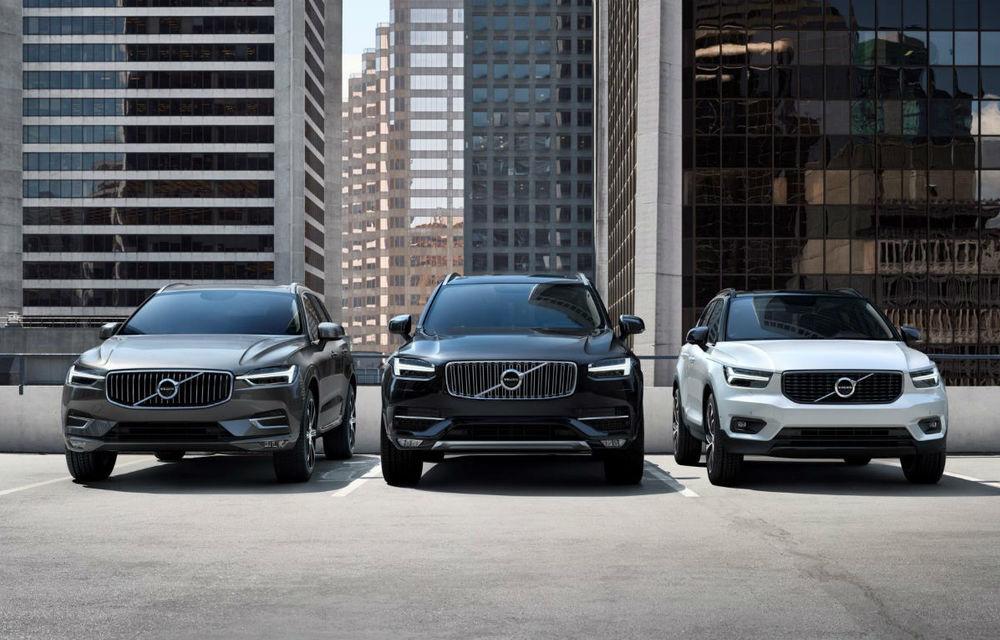 Volvo a vândut peste 50.000 de mașini în ianuarie: creștere de 16%, cu XC60 în topul vânzărilor - Poza 1