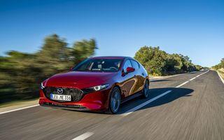 Noua Mazda 3 poate fi comandată în România: start de la 19.900 de euro