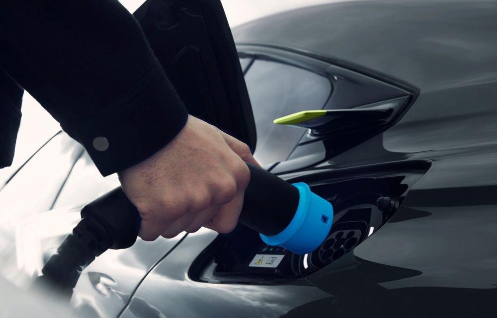 Peugeot prezintă conceptul 508 Sport Engineered: tracțiune integrală, autonomie de 50 km în modul electric și accelerație 0-100 km/h în 4.3 secunde: debut la Geneva - Poza 41