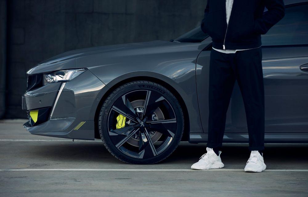 Peugeot prezintă conceptul 508 Sport Engineered: tracțiune integrală, autonomie de 50 km în modul electric și accelerație 0-100 km/h în 4.3 secunde: debut la Geneva - Poza 15