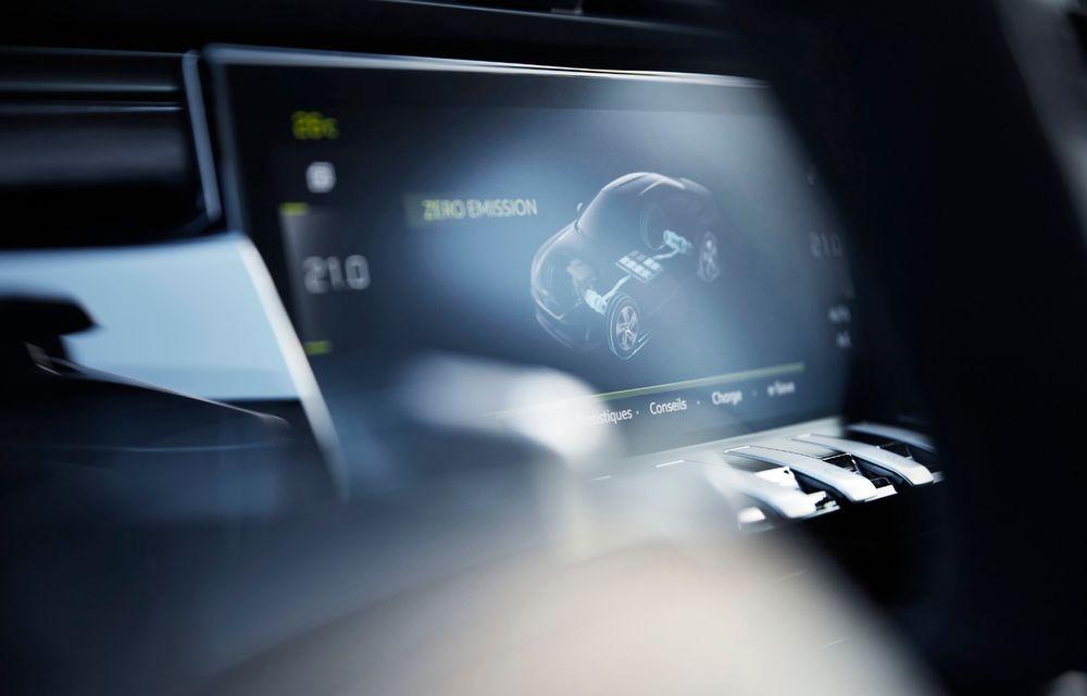 Peugeot prezintă conceptul 508 Sport Engineered: tracțiune integrală, autonomie de 50 km în modul electric și accelerație 0-100 km/h în 4.3 secunde: debut la Geneva - Poza 63
