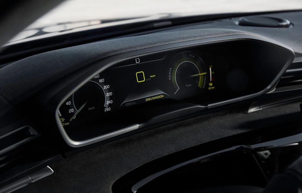 Peugeot prezintă conceptul 508 Sport Engineered: tracțiune integrală, autonomie de 50 km în modul electric și accelerație 0-100 km/h în 4.3 secunde: debut la Geneva - Poza 58