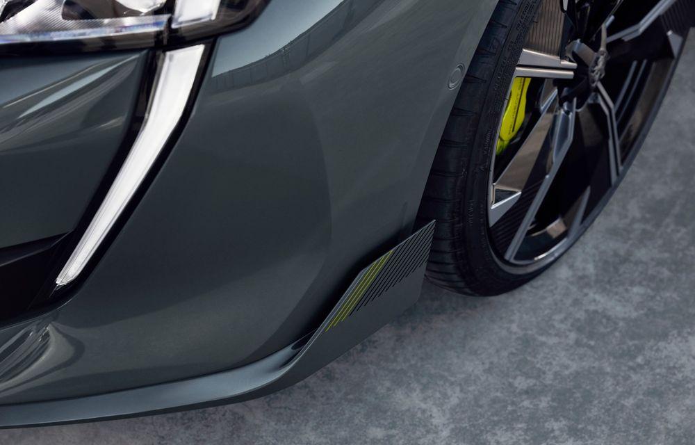 Peugeot prezintă conceptul 508 Sport Engineered: tracțiune integrală, autonomie de 50 km în modul electric și accelerație 0-100 km/h în 4.3 secunde: debut la Geneva - Poza 48