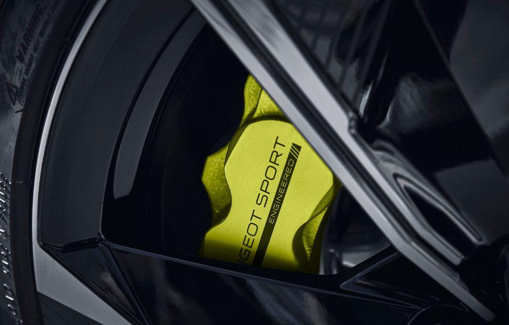 Peugeot prezintă conceptul 508 Sport Engineered: tracțiune integrală, autonomie de 50 km în modul electric și accelerație 0-100 km/h în 4.3 secunde: debut la Geneva - Poza 39