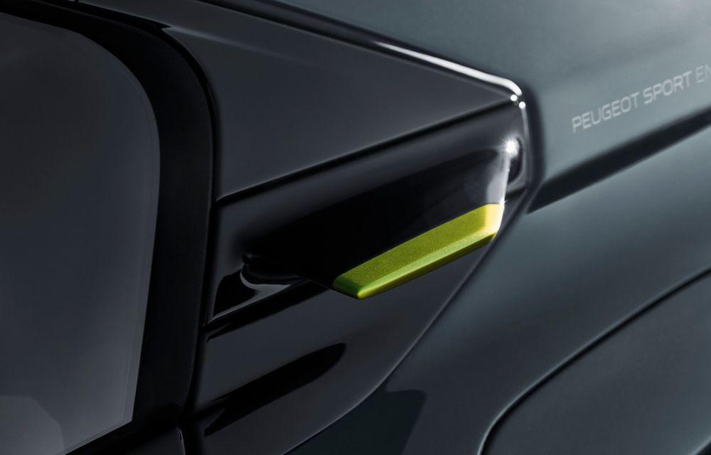 Peugeot prezintă conceptul 508 Sport Engineered: tracțiune integrală, autonomie de 50 km în modul electric și accelerație 0-100 km/h în 4.3 secunde: debut la Geneva - Poza 49