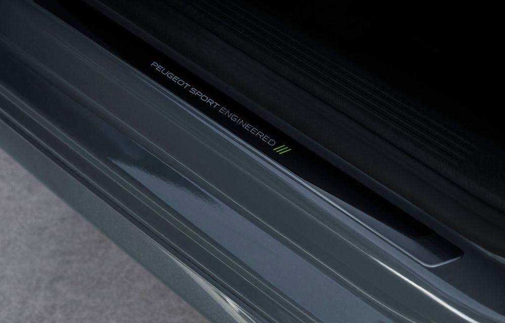 Peugeot prezintă conceptul 508 Sport Engineered: tracțiune integrală, autonomie de 50 km în modul electric și accelerație 0-100 km/h în 4.3 secunde: debut la Geneva - Poza 53