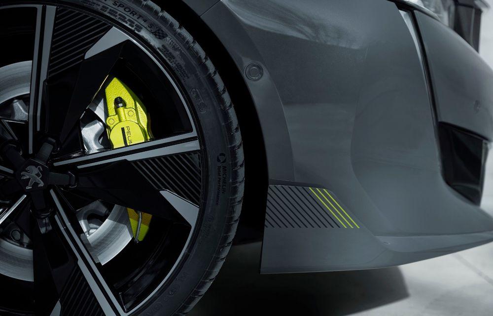 Peugeot prezintă conceptul 508 Sport Engineered: tracțiune integrală, autonomie de 50 km în modul electric și accelerație 0-100 km/h în 4.3 secunde: debut la Geneva - Poza 34