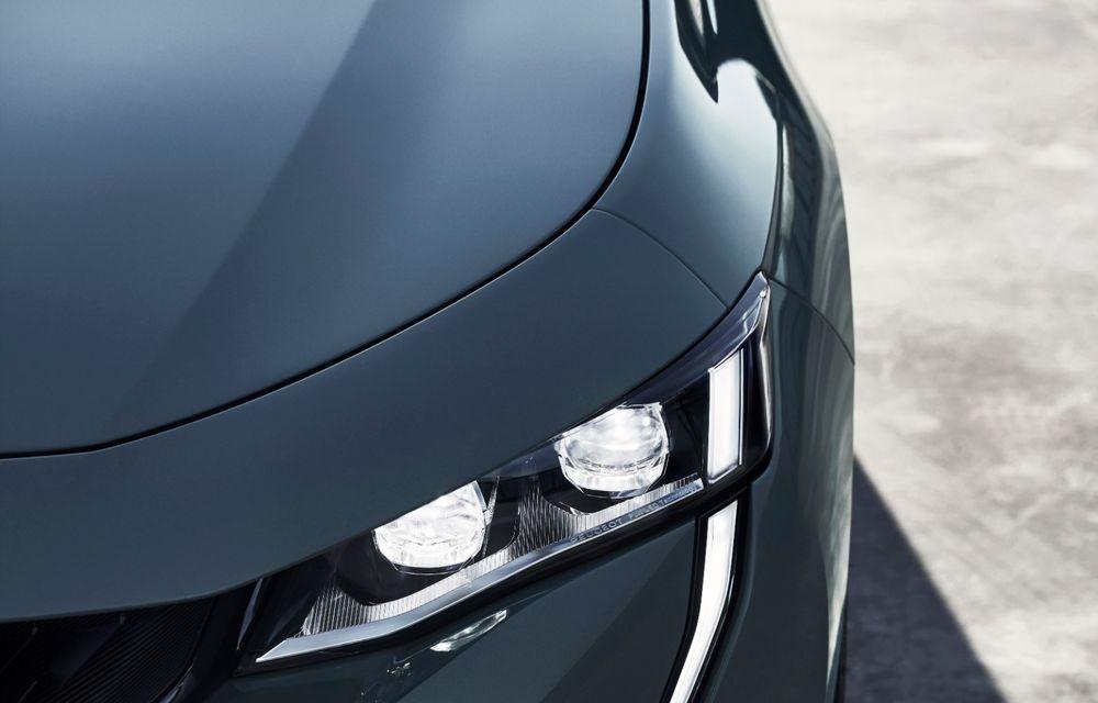 Peugeot prezintă conceptul 508 Sport Engineered: tracțiune integrală, autonomie de 50 km în modul electric și accelerație 0-100 km/h în 4.3 secunde: debut la Geneva - Poza 47