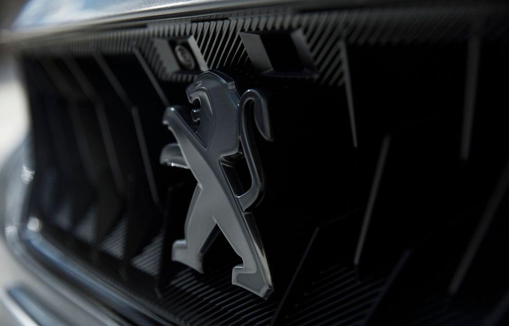 Peugeot prezintă conceptul 508 Sport Engineered: tracțiune integrală, autonomie de 50 km în modul electric și accelerație 0-100 km/h în 4.3 secunde: debut la Geneva - Poza 33