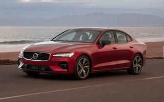 Volvo a început să importe în Europa noua generație S60: România, pe lista primelor 19 țări în care va fi comercializat rivalul lui BMW Seria 3
