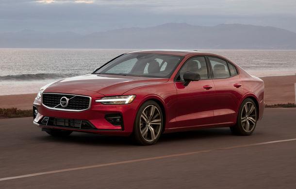 Volvo a început să importe în Europa noua generație S60: România, pe lista primelor 19 țări în care va fi comercializat rivalul lui BMW Seria 3 - Poza 1