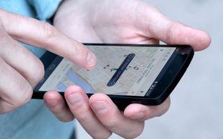 Serviciul Uber este disponibil și în Iași: o călătorie de la aeroport în centru costă 17 lei