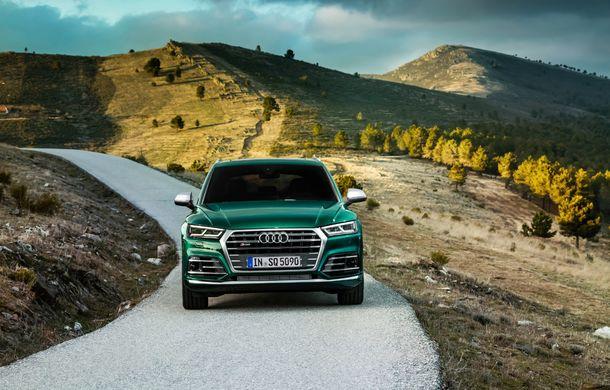 Audi introduce în gamă noul SQ5 TDI: motor diesel de 347 CP, compresor electric și tehnologie mild-hybrid - Poza 5