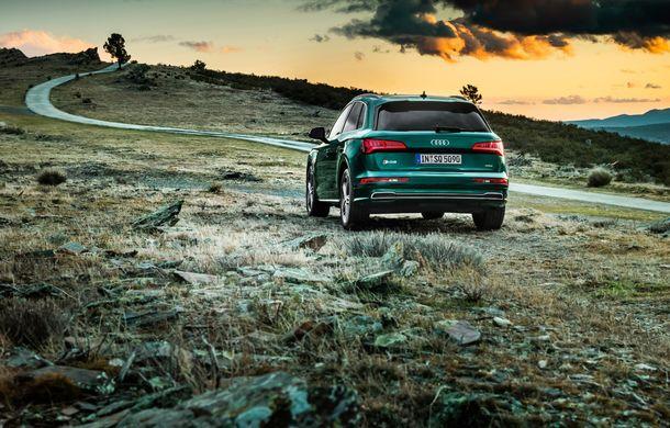 Audi introduce în gamă noul SQ5 TDI: motor diesel de 347 CP, compresor electric și tehnologie mild-hybrid - Poza 13