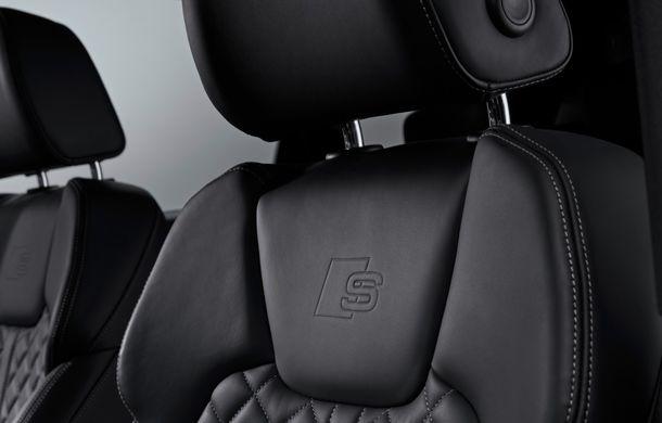 Audi introduce în gamă noul SQ5 TDI: motor diesel de 347 CP, compresor electric și tehnologie mild-hybrid - Poza 20