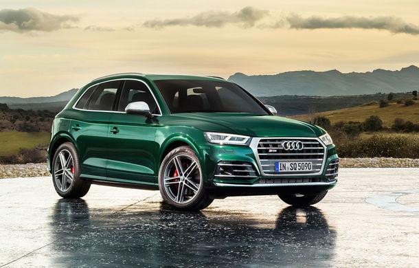 Audi introduce în gamă noul SQ5 TDI: motor diesel de 347 CP, compresor electric și tehnologie mild-hybrid - Poza 1
