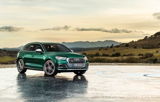 Audi introduce în gamă noul SQ5 TDI: motor diesel de 347 CP, compresor electric și tehnologie mild-hybrid - Poza 4