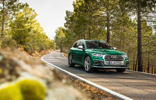 Audi introduce în gamă noul SQ5 TDI: motor diesel de 347 CP, compresor electric și tehnologie mild-hybrid - Poza 6