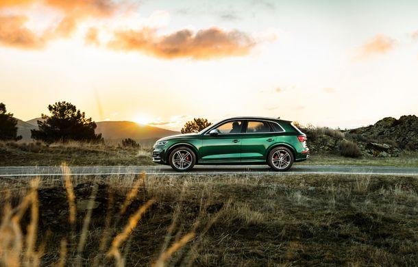 Audi introduce în gamă noul SQ5 TDI: motor diesel de 347 CP, compresor electric și tehnologie mild-hybrid - Poza 9