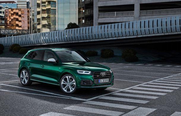Audi introduce în gamă noul SQ5 TDI: motor diesel de 347 CP, compresor electric și tehnologie mild-hybrid - Poza 3