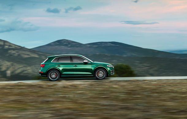 Audi introduce în gamă noul SQ5 TDI: motor diesel de 347 CP, compresor electric și tehnologie mild-hybrid - Poza 7
