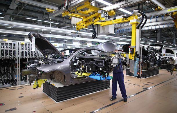 Mercedes-Benz a demarat producția noii generații CLA: modelul compact este asamblat în cadrul fabricii din Kecskemét, Ungaria - Poza 5