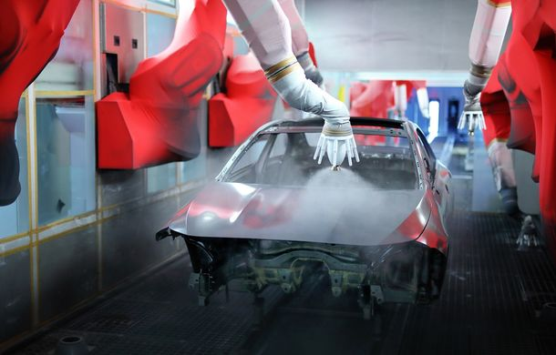 Mercedes-Benz a demarat producția noii generații CLA: modelul compact este asamblat în cadrul fabricii din Kecskemét, Ungaria - Poza 3