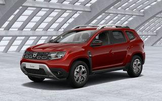Dacia va lansa o ediție limitată Ultimate pentru Duster, Logan și familia Stepway: camera Multi View, inclusă în dotarea standard