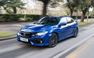 Germanii de la ADAC au testat 13 modele diesel pentru emisii: Honda Civic, singurul care a depășit limita pentru oxidul de azot