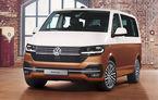 Volkswagen Multivan facelift: instrumentar digital de bord, numeroase sisteme de siguranță și versiune electrică dezvoltată cu ajutorul tunerului ABT