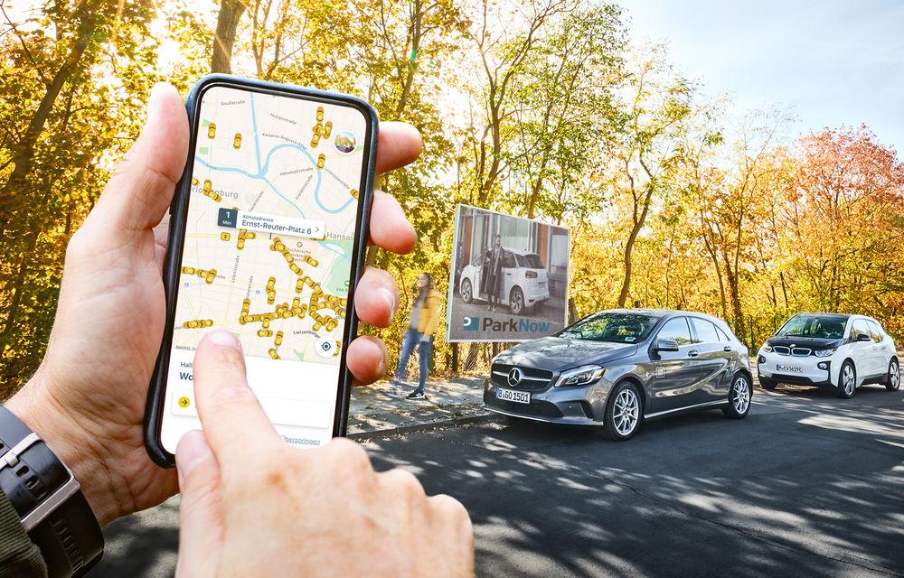 BMW și Daimler își unesc serviciile de car sharing, închirieri auto, parcări și încărcare de mașini electrice: 60 de milioane de clienți la nivel global - Poza 1