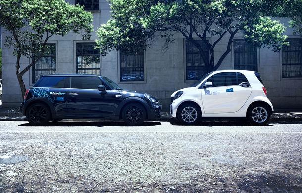 BMW și Daimler își unesc serviciile de car sharing, închirieri auto, parcări și încărcare de mașini electrice: 60 de milioane de clienți la nivel global - Poza 5