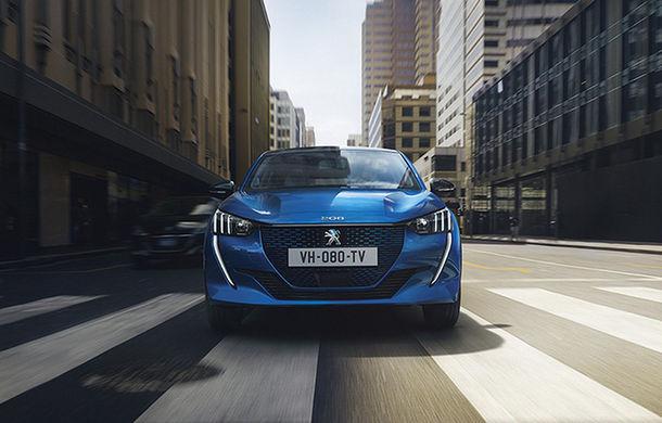 """Acesta este noul Peugeot 208: viitoarea generație a hatchback-ului de clasă mică, """"scăpată"""" pe internet înaintea debutului de la Geneva - Poza 5"""