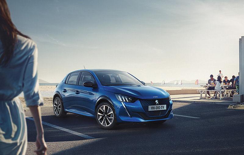 """Acesta este noul Peugeot 208: viitoarea generație a hatchback-ului de clasă mică, """"scăpată"""" pe internet înaintea debutului de la Geneva - Poza 1"""