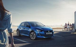 Acesta este noul Peugeot 208: viitoarea generație a hatchback-ului de clasă mică,