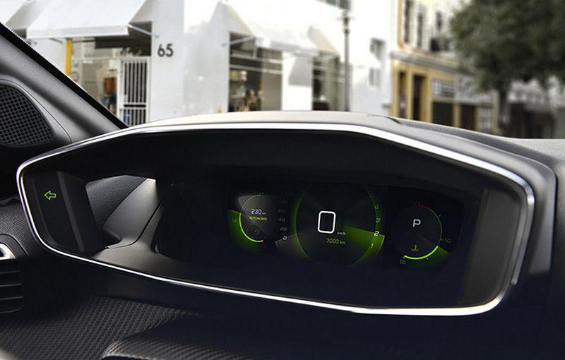 """Acesta este noul Peugeot 208: viitoarea generație a hatchback-ului de clasă mică, """"scăpată"""" pe internet înaintea debutului de la Geneva - Poza 3"""