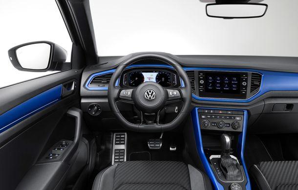 Volkswagen a prezentat noul T-Roc R: motor TSI de 2.0 litri cu 300 CP și 400 Nm, tracțiune integrală și 0-100 km/h în 4.9 secunde: debut la Geneva - Poza 23