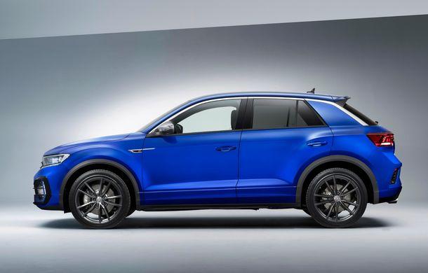 Volkswagen a prezentat noul T-Roc R: motor TSI de 2.0 litri cu 300 CP și 400 Nm, tracțiune integrală și 0-100 km/h în 4.9 secunde: debut la Geneva - Poza 15