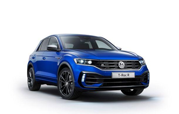 Volkswagen a prezentat noul T-Roc R: motor TSI de 2.0 litri cu 300 CP și 400 Nm, tracțiune integrală și 0-100 km/h în 4.9 secunde: debut la Geneva - Poza 12