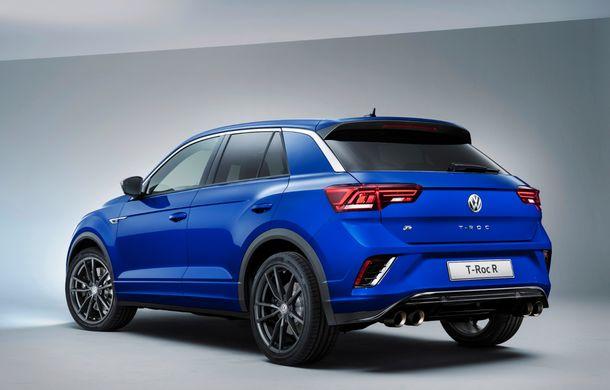 Volkswagen a prezentat noul T-Roc R: motor TSI de 2.0 litri cu 300 CP și 400 Nm, tracțiune integrală și 0-100 km/h în 4.9 secunde: debut la Geneva - Poza 13