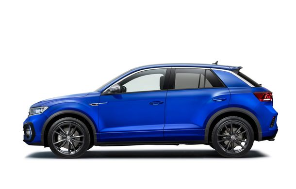 Volkswagen a prezentat noul T-Roc R: motor TSI de 2.0 litri cu 300 CP și 400 Nm, tracțiune integrală și 0-100 km/h în 4.9 secunde: debut la Geneva - Poza 16