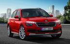 Skoda a prezentat noul Kamiq: motoare de până la 150 CP și sisteme moderne de siguranță pentru cel mai mic SUV din gama constructorului ceh