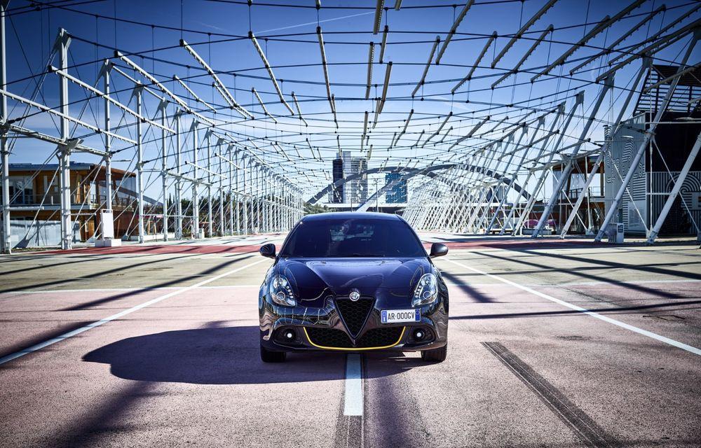 """Alfa Romeo va lansa noul Stelvio Ti la Geneva: italienii vor prezenta și ediția limitată """"Racing"""" pentru Giulia QV și Stelvio QV - Poza 3"""