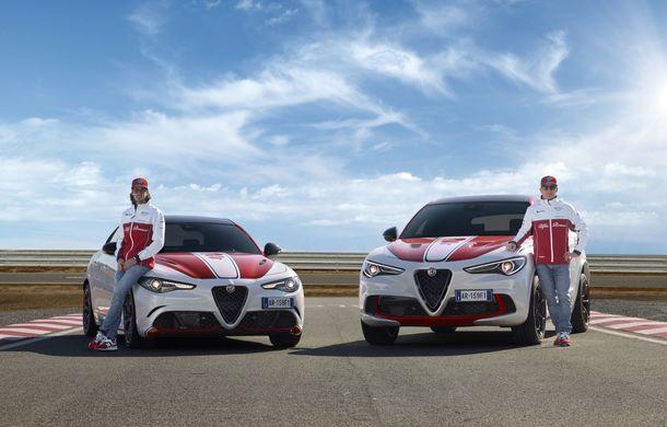 """Alfa Romeo va lansa noul Stelvio Ti la Geneva: italienii vor prezenta și ediția limitată """"Racing"""" pentru Giulia QV și Stelvio QV - Poza 16"""