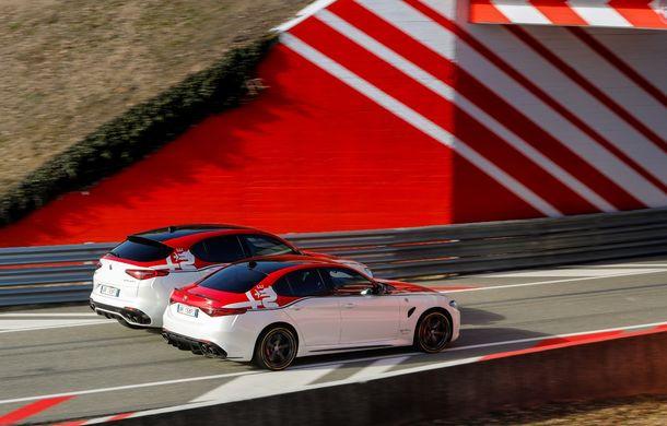 """Alfa Romeo va lansa noul Stelvio Ti la Geneva: italienii vor prezenta și ediția limitată """"Racing"""" pentru Giulia QV și Stelvio QV - Poza 14"""