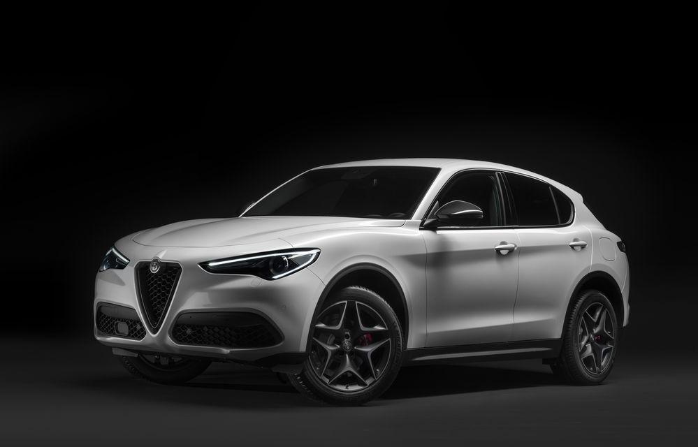 """Alfa Romeo va lansa noul Stelvio Ti la Geneva: italienii vor prezenta și ediția limitată """"Racing"""" pentru Giulia QV și Stelvio QV - Poza 1"""