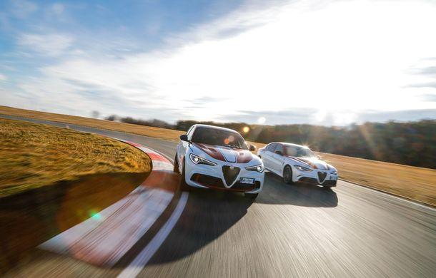 """Alfa Romeo va lansa noul Stelvio Ti la Geneva: italienii vor prezenta și ediția limitată """"Racing"""" pentru Giulia QV și Stelvio QV - Poza 15"""